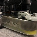 Kantenschutz für Saugfuß an Reinigungsmaschinen